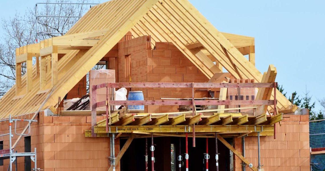 Najtrudniejsze etapy budowy własnego domu