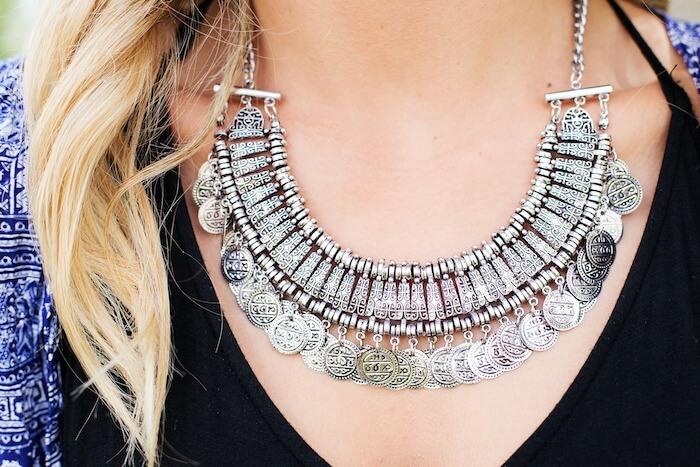 Fakty na temat srebrnej biżuterii.